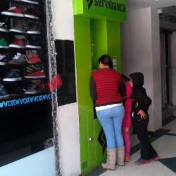 Cajero Servibanca 122 en Bogotá