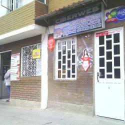Ciberweb Heily Gisell en Bogotá