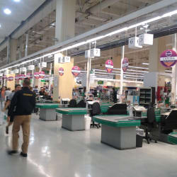 Supermercado Jumbo - Florida Center  en Santiago
