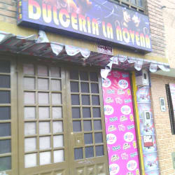 Dulceria La Novena en Bogotá
