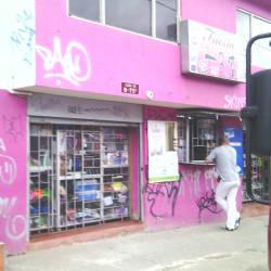 Fucsia Calle 30  en Bogotá