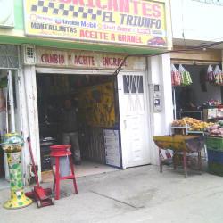 Lubricantes el Triunfo en Bogotá