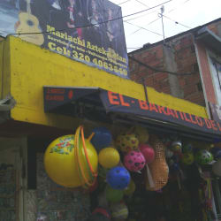 Mariachi Aztekalitlan en Bogotá