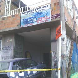 Latoneria y Pintura Fibra de Vidrio Automotriz en Bogotá