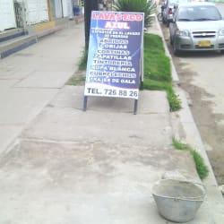 Lavaseco Azul en Bogotá