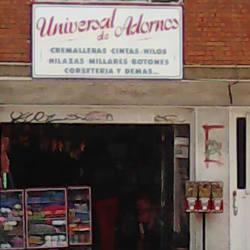 Universal de Adornos en Bogotá