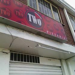 Two Pizzeria en Bogotá