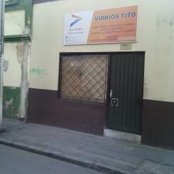 Vidrios Tito en Bogotá