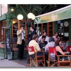 Flannery's Irish Geo Pub en Santiago