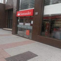 Banco Santander - Apoquindo en Santiago