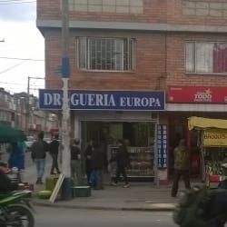 Droguería Europa en Bogotá