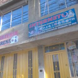 Internet Servicio Técnicos De Computadores en Bogotá