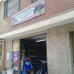 Supermercado San Esteban en Bogotá
