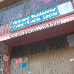 Granero Santander en Bogotá