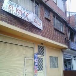 Super tienda el valle en Bogotá