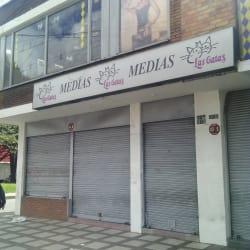 Medias Las Gatas Ferias en Bogotá