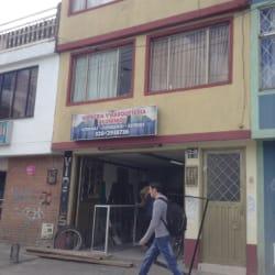 Vidrieria y Marqueteria Aluminios en Bogotá