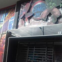Ciudad Comic Tabu en Bogotá