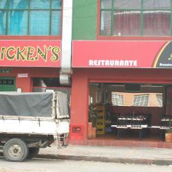 Restaurante Chicken´s en Bogotá