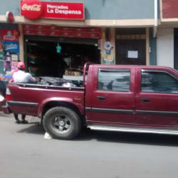 Mercados La Despensa en Bogotá