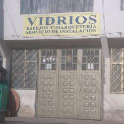 Vidrios Espejos y Marqueteria en Bogotá