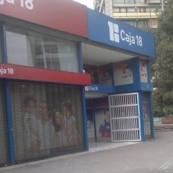 Caja de Compensación 18 - Alameda en Santiago