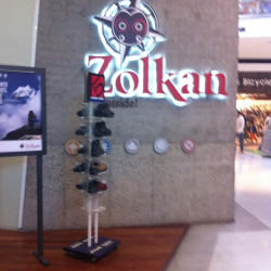 Zolkan Mall Sport en Santiago