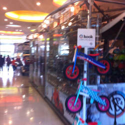 Hook - Mall Sport en Santiago