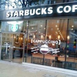 Starbucks Coffee- Providencia en Santiago