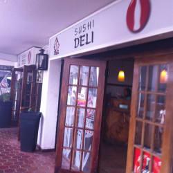 Sushi Deli en Santiago