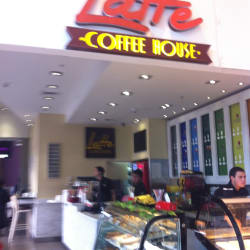 Latte Coffe House en Santiago