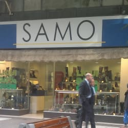 Samo - Estado en Santiago