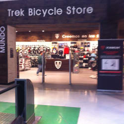 Trek Bicycle Store - Mall Sport en Santiago