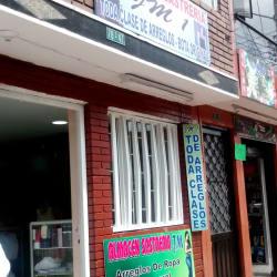 Almacen y Sastrería jm1 en Bogotá