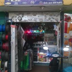 Autolujos Britney en Bogotá