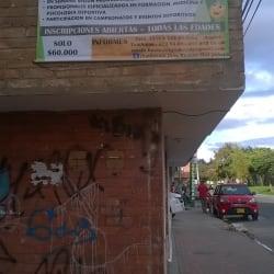 Escuela de Formación Deportiva en Bogotá