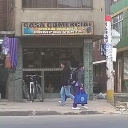 Casa Comercial Villamaria en Bogotá