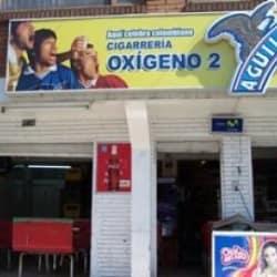 Cigarrería Oxígeno en Bogotá