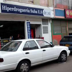Hiperdrogueria Suba E.S en Bogotá
