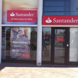 Banco Santander - Av. El Rodeo en Santiago