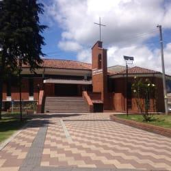 Iglesia Corpus Christi en Bogotá