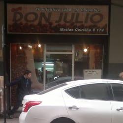 Cafeteria Don Julio en Santiago