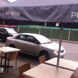 Caperucita Pizza en Santiago