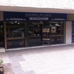 Galería de Arte El Bosque en Santiago