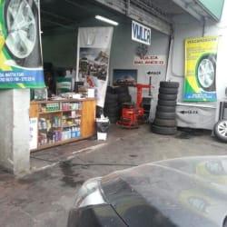 Vulcanización Automática Amaya en Santiago