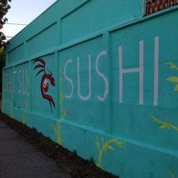 Shitsu Sushi en Santiago