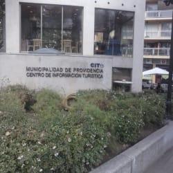 Centro de Información Turística Providencia en Santiago