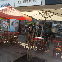 Arthelados en Santiago
