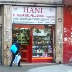 Hani El Bazar del Peluquero en Santiago