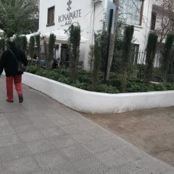 Hotel Bonaparte en Santiago